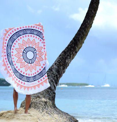 Les Antillaises – Towel fashion style
