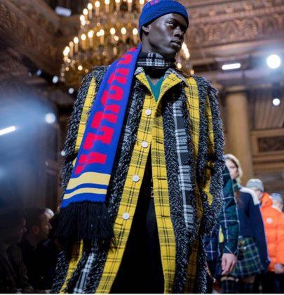 Street Style Milan's Fall 2018 Menswear Shows