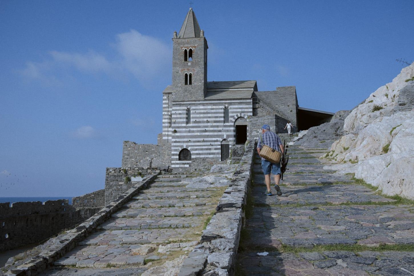 Church of San Pietro Portovenere